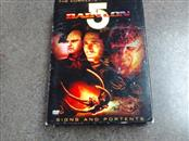 BABYLON DVD 5 THE COMPLETE FIRST 5 THE COMPLETE FIRST
